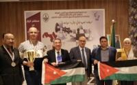 5 ميداليات للأردن في البطولة العربية للشطرنج