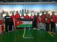 منتخب الرماية يتوج بثلاثة ميداليات في البطولة العربية