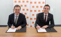 شراكة استراتيجية بين Orange الأردن والمجلس النرويجي للاجئين