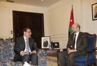 رئيس الوزراء يلتقي وزير البترول والثروة المعدنية المصري