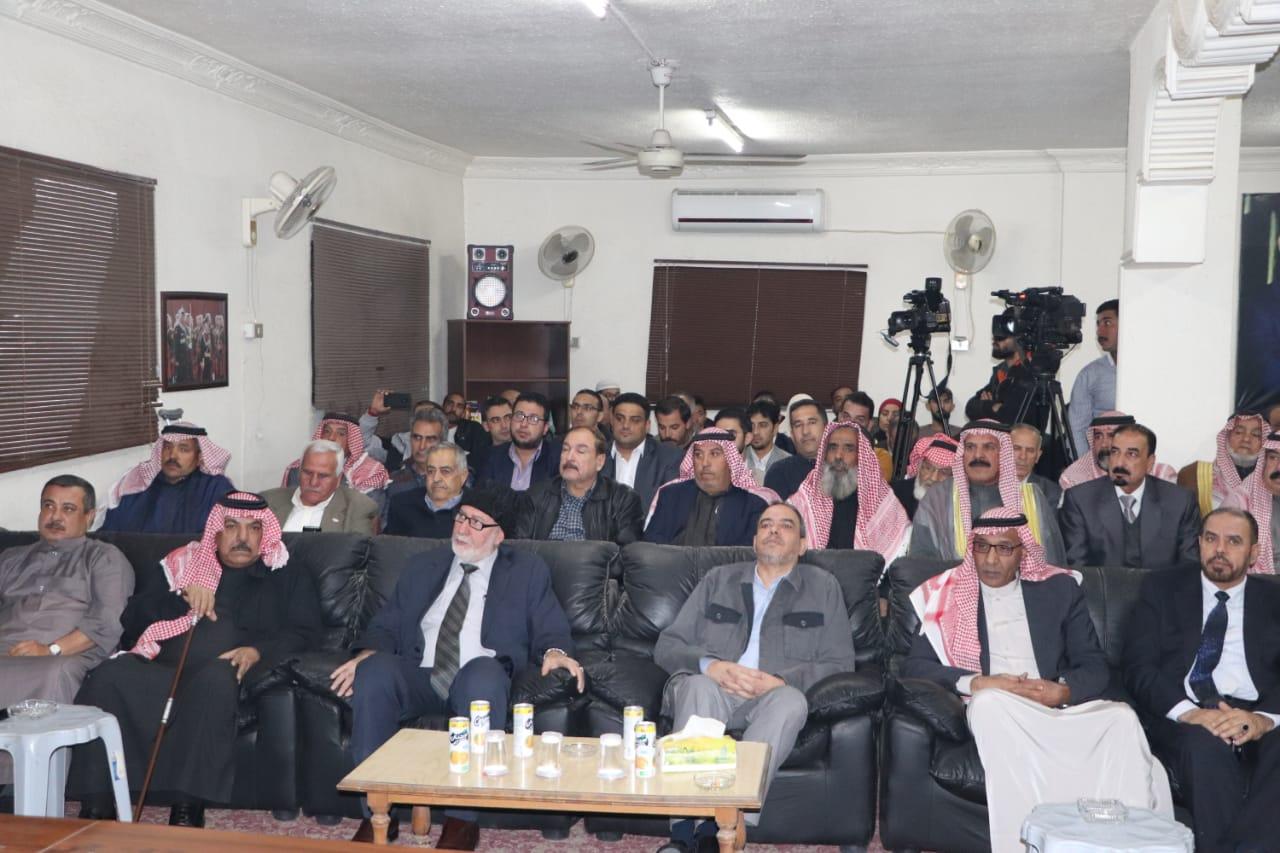 مكافحة المخدرات تنظم ندوة حوارية في سحاب    حدث وصورة