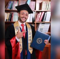 لؤي اشتي مبارك التخرج