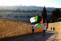 كيف احتفل العرب بفوز الجزائر؟