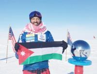 البطل اسلامة يتطلع ان يكون رائد الفضاء