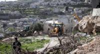 الاحتلال هدم 3300 مسكن فلسطيني خلال ستة أعوام
