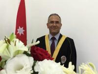 الدكتوراه للقاضي ماجد محمد الرفايعة