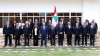 الحكومة اللبنانية تعقد أول اجتماعاتها