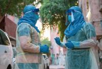 التهاب رئوي جديد يظهر في كازاخستان