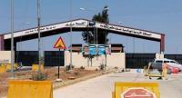موعد فتح حدود جابر أمام حركة الشحن