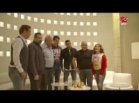 رازان مغربي تغني لـ صلاح  (فيديو)
