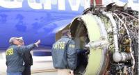 بعد مقتل مسافرة ..  5000 دولار تعويضاً لركاب طائرة أمريكية