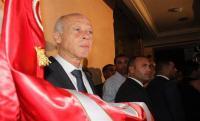 الرئيس التونسي: سنبقى ننتصر للحق الفلسطيني