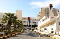530 مريضا راجعو طوارئ مستشفى الجامعة بالعيد