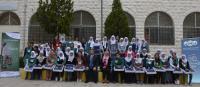 مشاركة البنك العربي الإسلامي الدولي للسنة الثالثة على التوالي في حملة قادة الأعمال