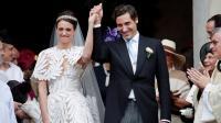 زواج ملكي لحفيد نابليون  (صور)