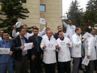 الأردنيون: مسلسل الاعتداء على الأطباء ..  إلى متى؟
