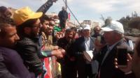 انباء عن تعليق اعتصام المزارعين