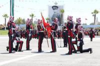 تخريج الفوج 29 من تلاميذ جامعة مؤتة الجناح العسكري
