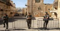 الاحتلال يغلق الحرم الإبراهيمي بحجة الأعياد اليهودية
