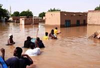 600 ألف أسرة تأثرت بالفيضانات في السودان