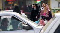 3574 إصابة جديدة بكورونا في إيران