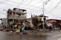 8 قتلى بزلزال في البيرو والاكوادور