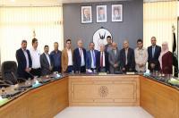 كفافي: أولوية التعيين بالجامعة للأردنيين