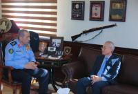 الحمود يلتقي السفير الكوري في الأردن