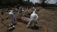 560 وفاة جديدة بكورونا في المكسيك