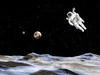 قريبا ..  السفر إلى القمر بالكبل الفضائي