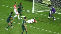 كرواتيا تهزم نيجيريا في مونديال روسيا 2018