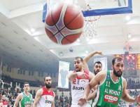 كورونا يداهم كرة السلة الأردنية
