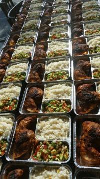 الجمعية الخيرية الشركسية تقيم حفل إفطار للعائلات المستورة