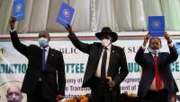 التوقيع على اتفاق السلام النهائي في السودان