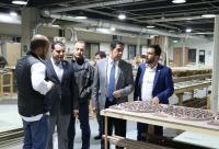 غرفة صناعة الاردن و مستثمري شرق عمان الصناعية تنظمان زيارة لاحدى مصانع الاثاث الأردنية الواعدة في عمان