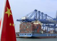 انخفاض الصادرات الصينية بشكل غير مسبوق