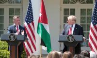 ترامب للملك: سنرى رئيس وزراء لإسرائيل اسمه محمد