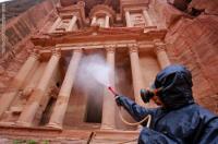 البترا ..  استغلال انقطاع السياحة لتنفيذ المشاريع