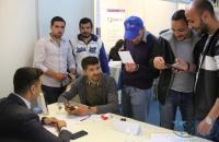 جامعة البترا تقيم يومها الوظيفي الرابع عشر بالتعاون مع وزارة العمل