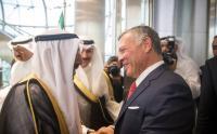 الملك: فقدنا أخا كبيرا وزعيما حكيما محبا للأردن