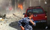 21 قتيلا بهجوم انتحاري شمال بغداد