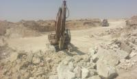 إغلاق 128 مقلع حجر حتى نهاية تشرين أول