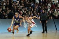 سيدات الفحيص يتوجن بلقب دوري كرة السلة