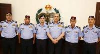 اللواء الحمود يكرم مرتبات من الأمن العام