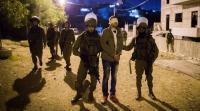 الاحتلال اعتقل أكثر من 2700 فلسطيني منذ مطلع هذا العام