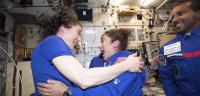 أول إنجاز نسائي 100% في الفضاء الخارجي
