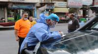 الحكومة: مسيطرون على الوباء