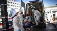 75 وفاة كورونا جديدة في تركيا