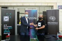 شراكة بين زين وأهلي فينتك لتعزيز خدمات متجر زين الإلكتروني