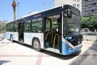 8 مسارات جديدة لباص عمان